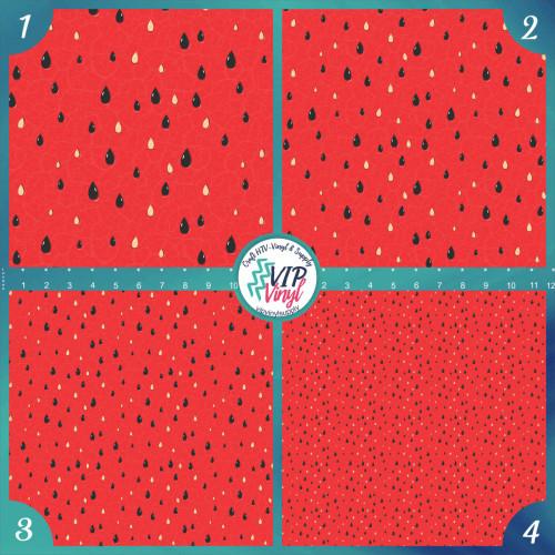 Pattern HTV Vinyl - Outdoor Adhesive Vinyl or Heat Transfer Vinyl