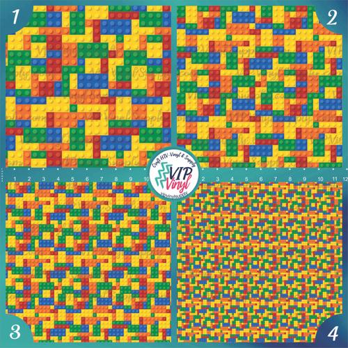 Building Blocks HTV - Vinyl