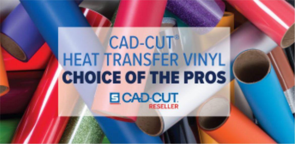 Stahls CadCut Heat Transfer Vinyl