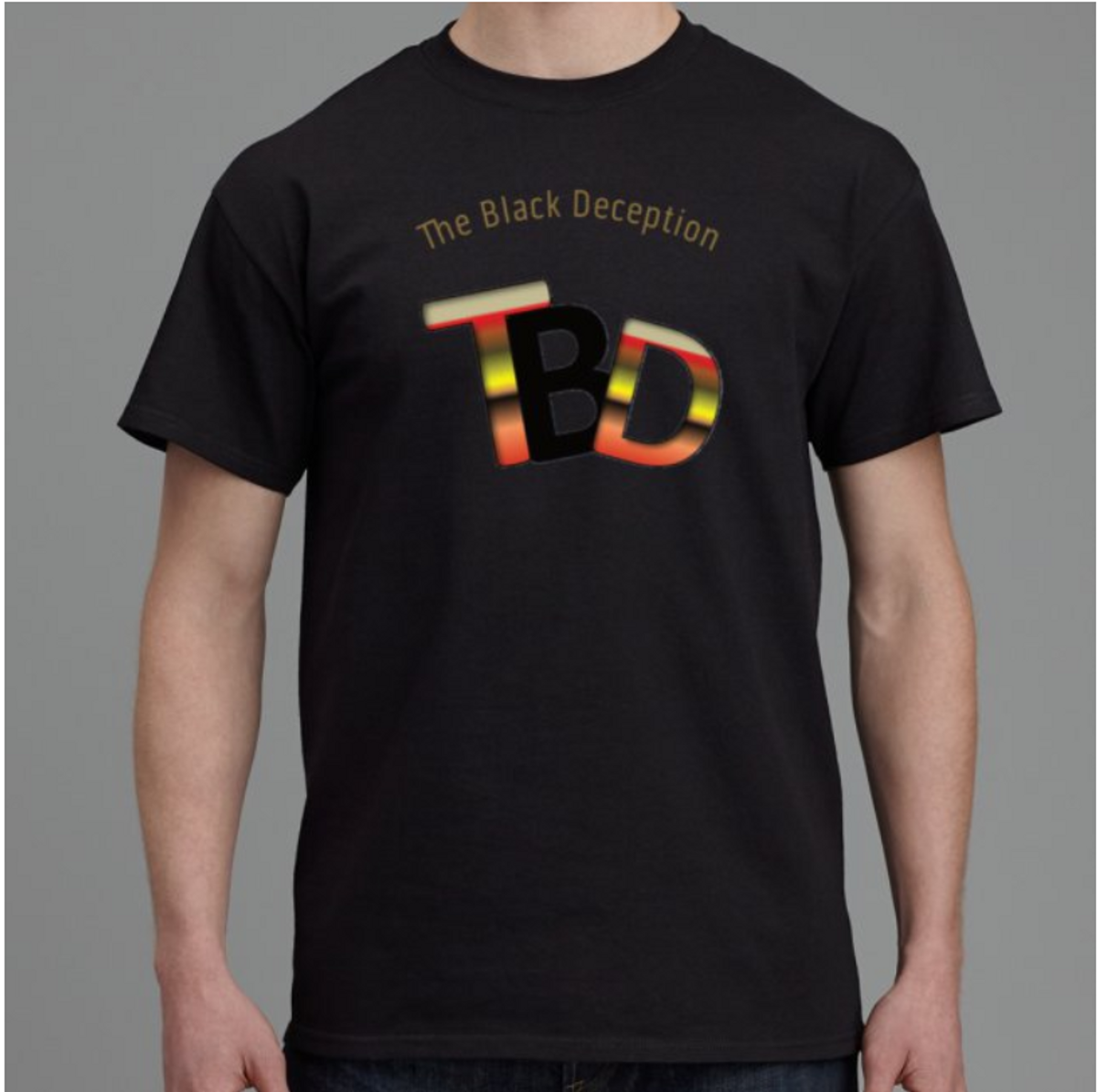 The Black Deception Tshirt