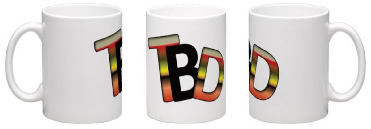 The Black Deception Mug