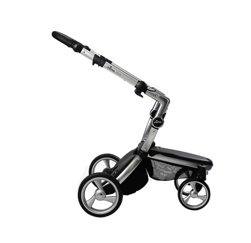 Xari is a unique, elegant and compact stroller that offers a comfortable and accommodating ride for both parent and baby.