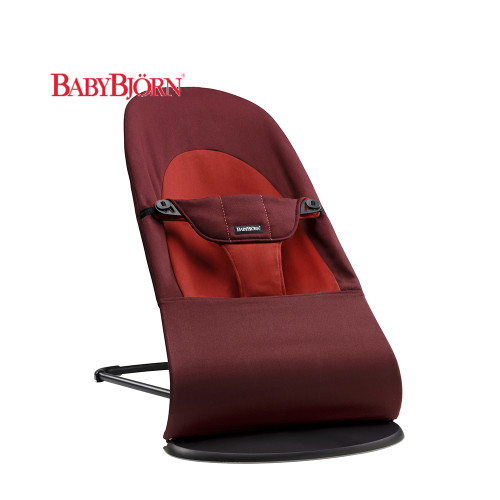 Ergonomic baby bouncer with an extra long period of use, it Can be turned into a rocking children's chair