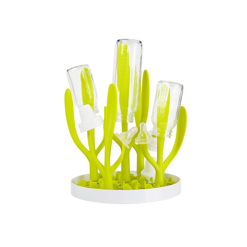 If the only thing growing in your kitchen is a massive pile of dirty bottles, Boon Sprig Drying Rack is here to tidy up the joint.