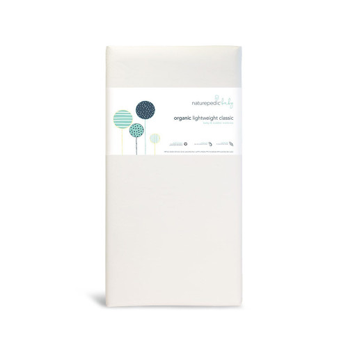 a safer, healthier crib mattress The Organic Cotton Classic is uniquely designed to provide long-lasting support with a solid, easy-to-clean design.