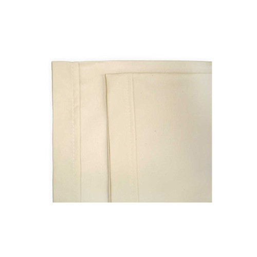 "The Naturepedic Organic Cotton pillowcase standard size 20"" x 26"" features a soft 100% organic cotton sateen fabric for a luxurious and healthy sleep surface."