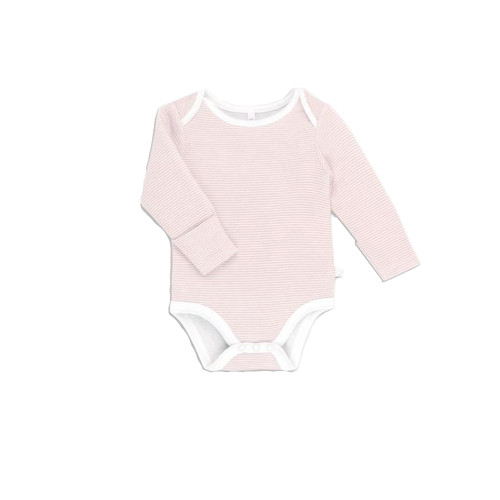 Crafted from ultra-soft bamboo-organic cotton mix fabric, which is the softest and safest fabric for baby's sensitive skin.