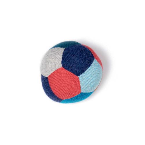 Oeuf Soccer Ball Indigo/Multi