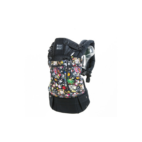 The LILLÉbaby COMPLETE baby carriers combines more carrying positions, lasts longer, and includes more features than any other baby carrier.