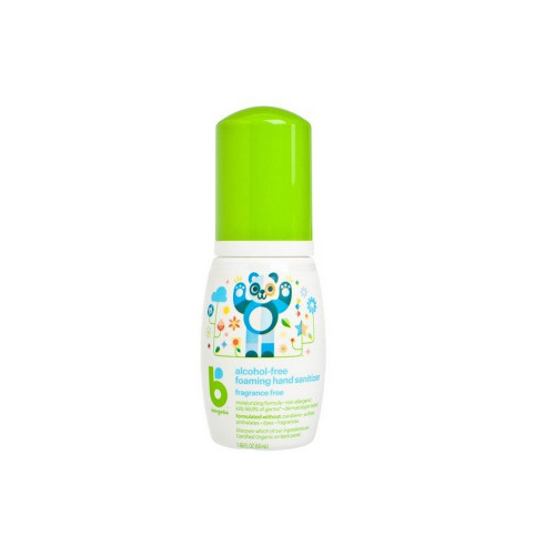 Babyganics Foaming Hand Sanitizer 50ml