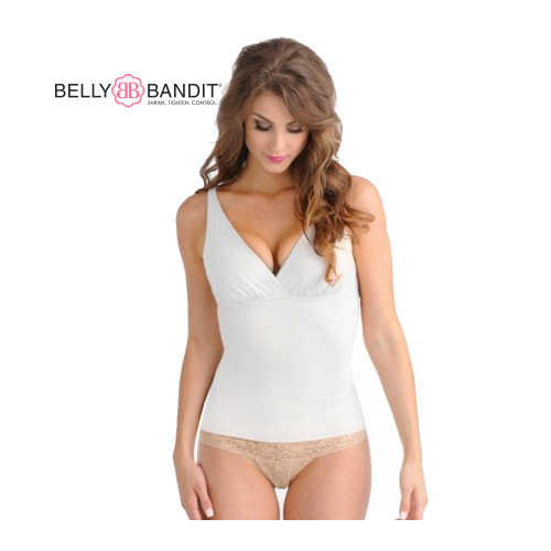 Designed in an ultra-soft breathable knit, this nursing tank has been engineered to offer exceptional underwire-free support,slide-over cups for discreet nursing access and not one,but three strategic zones of compression to flatten your belly, tame your muffin top and battle back bulge.