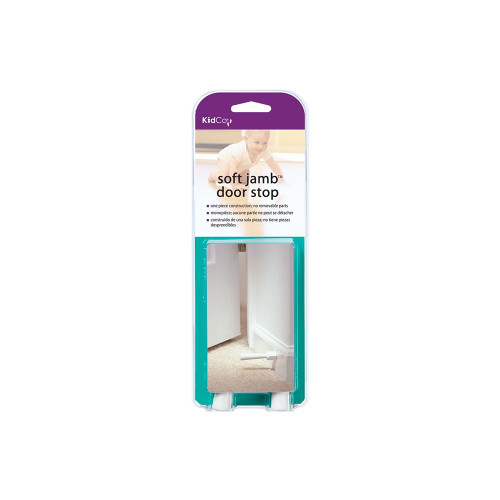 The Kidco Soft Jamb Door Stop is fantastic for use around small children.