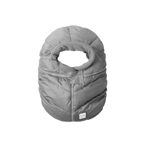 7AM Enfant Carseat Cocoon Metallic Gray