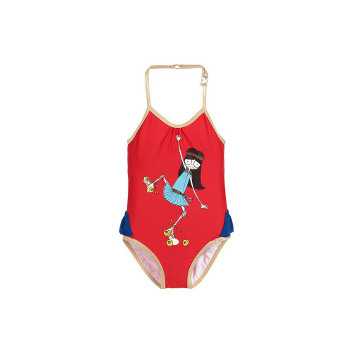 Little Marc Jacobs Baby Girls Red Swimsuit