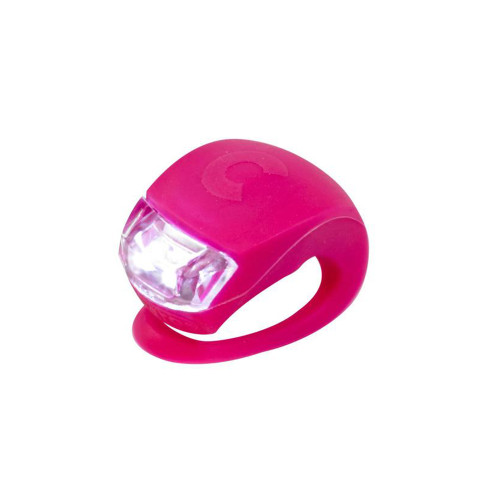 Make sure you and your family are easily seen while scooting with a super bright Micro LED Light.