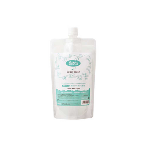 Dr. Betta Baby Bottle Sugar Wash Refill 400ml