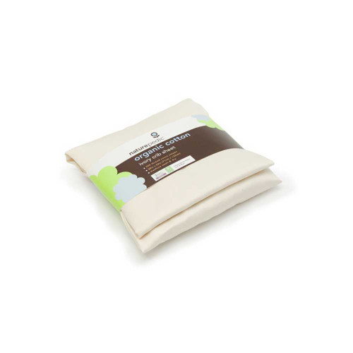 Luxurious 300 thread count sateen sheets made with 100% organic cotton. The fitted design with a full elastic perimeter provides a secure fit. Sheets are machine washable.