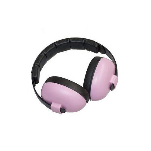 Banz Infant Earmuffs with Bluetooth Pink