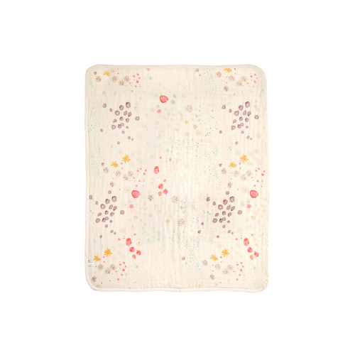 Hoppetta Naomi Ito Six Layer Gauze Blanket Amezaiku Medium
