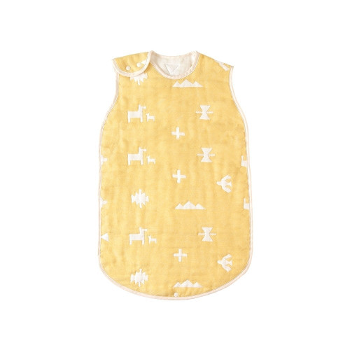 Hoppetta Bobo Six Layer Gauze Sleeping Vest Cotton X Wool