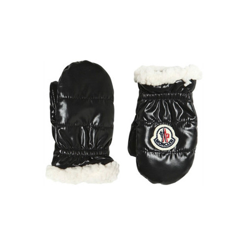 Moncler Moffole Mittens Black