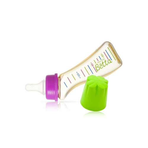 Dr. Betta baby bottle boasts a stable popularity of PPSU bottles, which is brighter and colorful as new appearance.