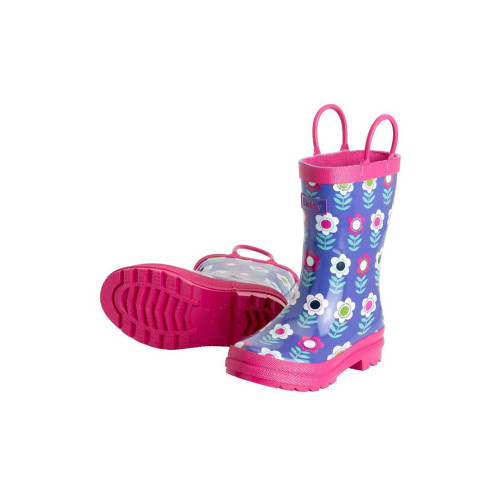 Hatley Classic Kids Nordic Flower Rainboots