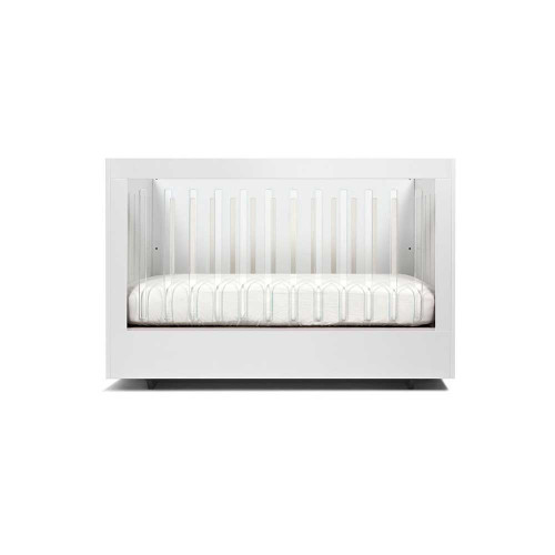 Spot On Square Roh Crib-White -2 Side Acrylic