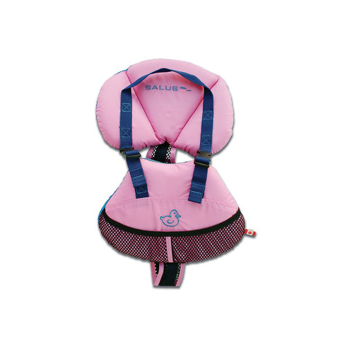 The Salus Bijoux‰۪s unique design offers unprecedented security, safety and comfort for babies 9 to 25 lbs.