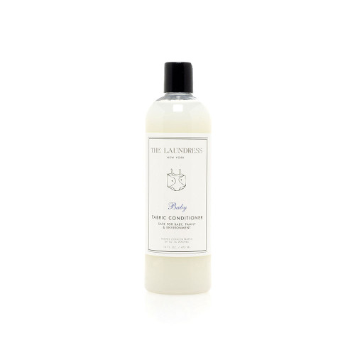 Gentle on delicate skin, this allergen-free conditioner is a perfect complement to our Laundry Detergent in Baby.