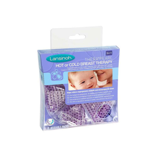 Lansinoh 3-in-1 Breast Therapy 2P