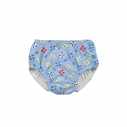 I Play Snap Reusable Swimsuit Diaper Lifesaver