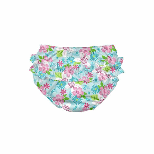 I Play Snap Reusable Swimsuit Diaper Paradise