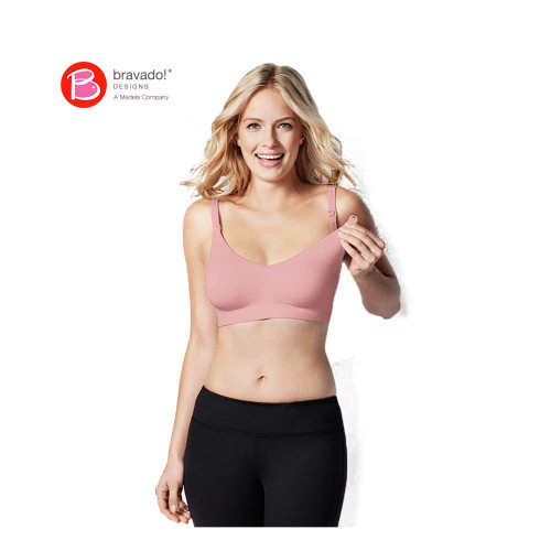 The Body Silk Seamless Nursing Bra is the ultimate seamless, comfortable experience. It is the perfect everyday, at home, on-the-go, anytime nursing bra.