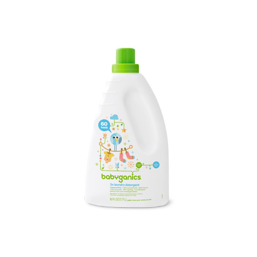 Whatever tomorrow throws your way, bring it on, baby!Your baby needs to make messes. You need everything your baby touches to be spotlessly clean and gentle. With this in your corner, it's a fair fight against the stubborn stains and stinkyness comin' at you. Or use as a pre-wash spot treatment. It rinses out clean so everything's left soft, bright, spotless and snuggle-ready.