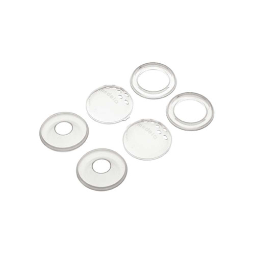 TheraShells™ provide two solutions in one - protection for sore nipples and flat/inverted nipples.