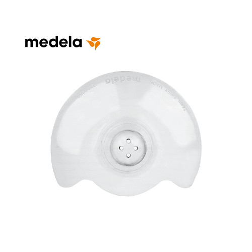Medela Nipple Shields can be an effective tool for professionals and moms to manage infants with latch-on problems, for moms with overactive let-downs or for flat, inverted and sore nipples.
