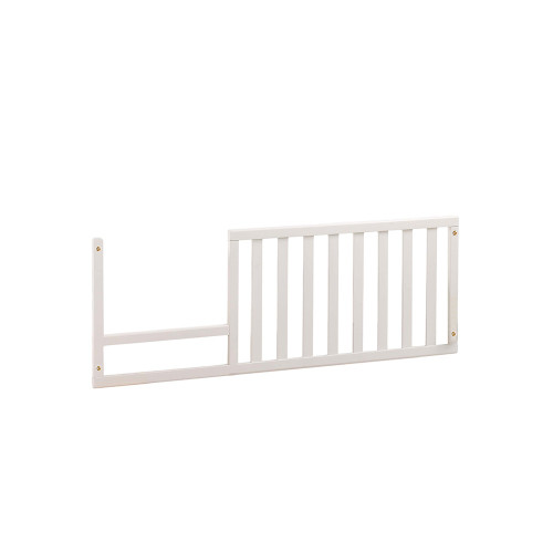 Natart Bella Toddler Gate Linen  White