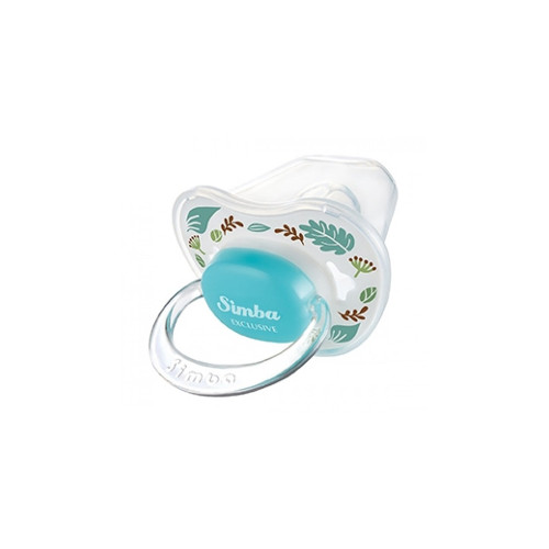 Simba Crystal Romance Pacifier Herb 0-6