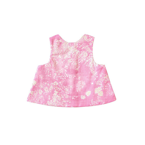 Front and rear reversible bib and a little 2way specification.