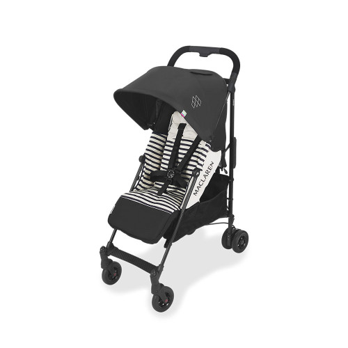 A favorite among busy parents who need a compact yet full-featured stroller.