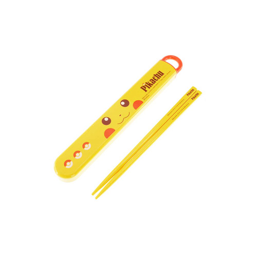 Skater Chopstick With Box Pikachu