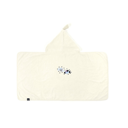 Bath towel - Bamboo Soft is a must-have item in every parent's home. Perfectly made, delicate and extremely absorbent - it will work perfectly in everyday baths, but also on the beach or in the pool.