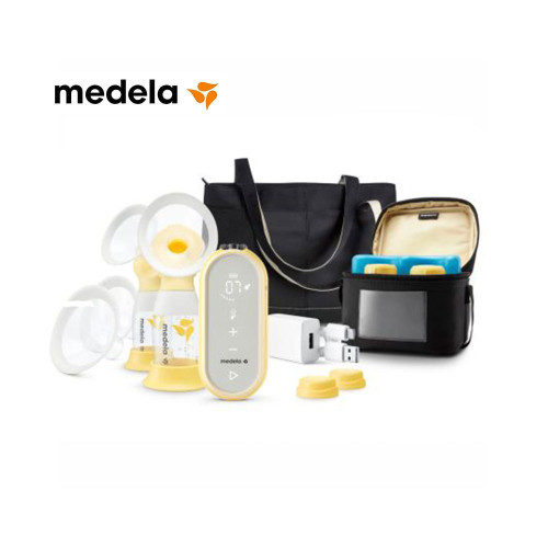 Freestyle Flex™ is an electric breast pump designed to fit into your life: its light, compact design and USB-chargeable battery give you the flexibility to express wherever and whenever you like, with no compromise on pumping performance.