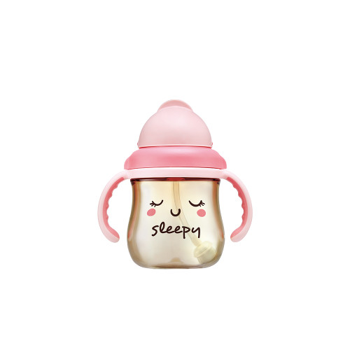 Simba Good Mood PPSU Sippy Cup Pink