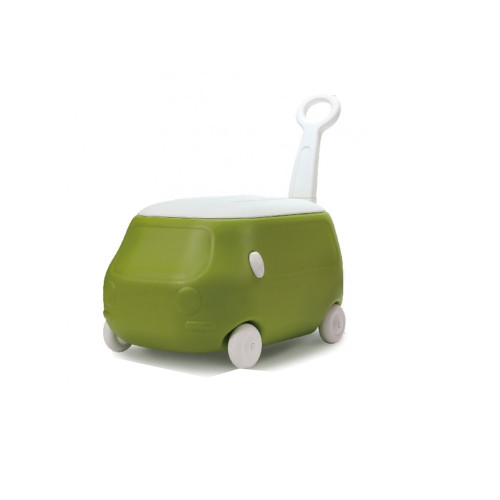 YAYA Toy Box is a storage and play box!