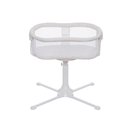 The new and improved HALO BassiNest swivel sleeper - the only bassinet that swivels 360° for the ultimate in convenience and safety