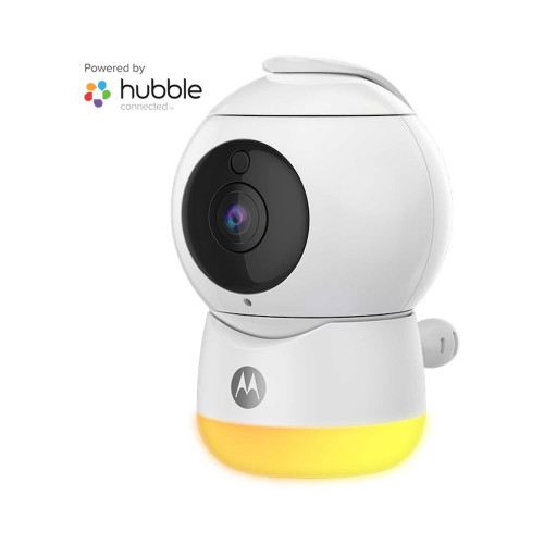 The Motorola Peekaboo is the perfect baby monitor for the tech-savvy parents.
