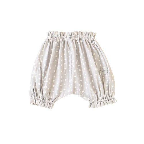 10mois Hommage bloomers 70-90cm 20SS Light Gray