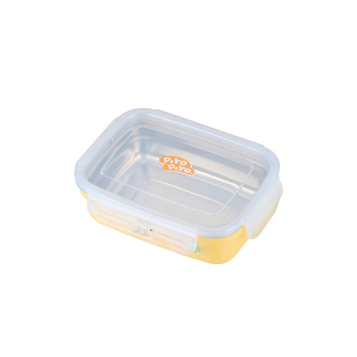 Piyopiyo Stainless Steel Container 400ml
